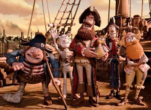 Pirates! Band of Misfits 2012