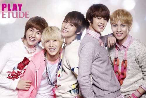 Play etude wallpaper &lt;3 - jenjen_bunny Photo