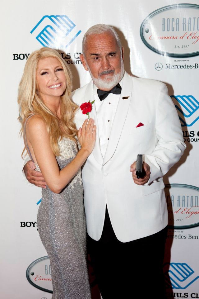 Sean Connery images Playmate Of The Year and Sean Connery Impersonator HD wallpaper and background photos