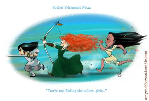 Pocket Princesses No.12