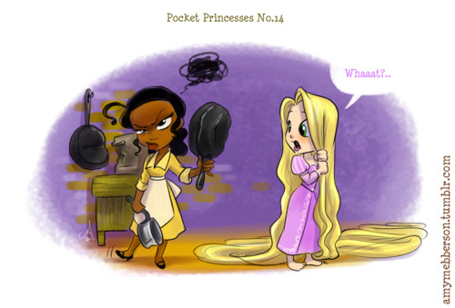 Pocket Princesses No. 14
