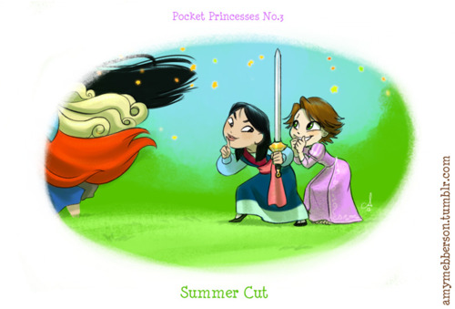 Pocket Princesses No.3