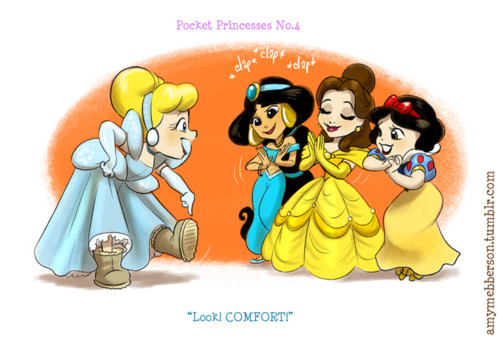 Pocket Princesses No.4