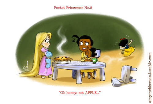 Pocket Princesses No.8
