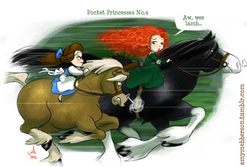 Pocket Princesses No.9 - disney-princess Photo