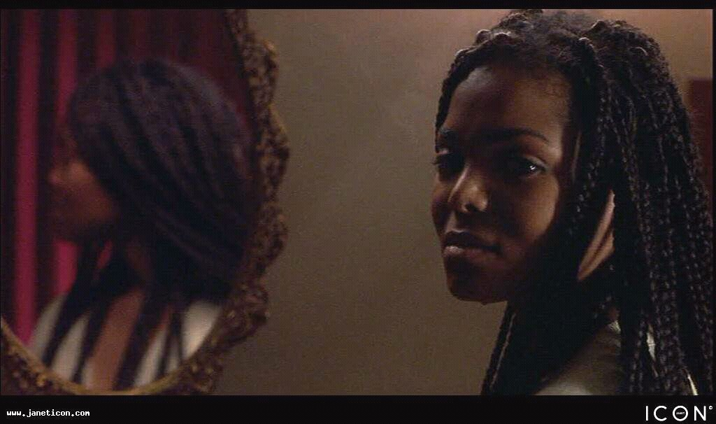 Janet Jackson Poetic Justice