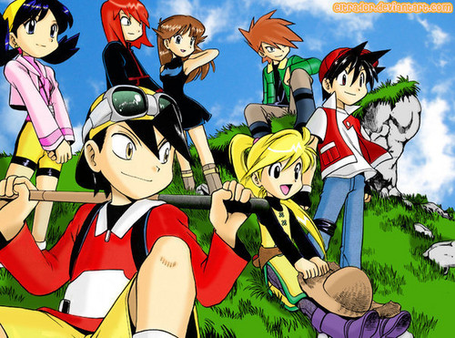 Pok 233 Mon Adventures Images Pokemon Adventures Wallpaper And Background Photos 30776642 Page 6