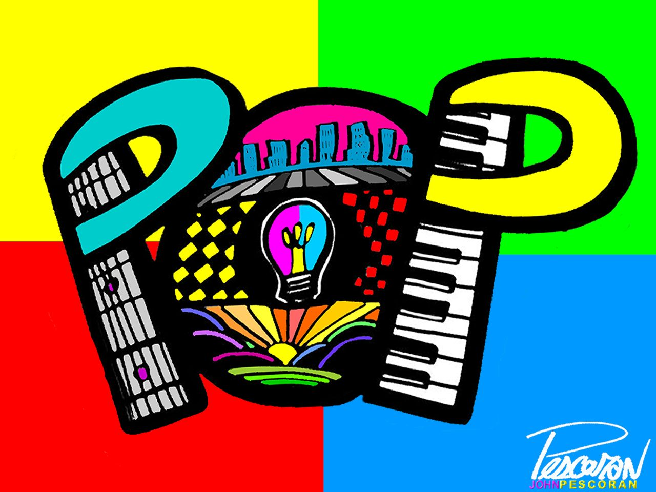 pop art music Art pop (also typeset as art-pop or artpop) is a loosely defined style of pop music influenced by pop art's integration of high and low culture, and which emphasizes the manipulation of signs, style, and gesture over personal expression.