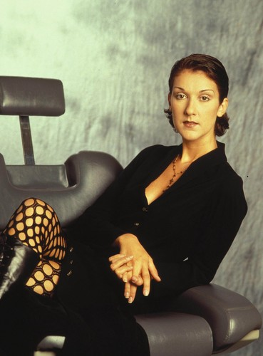 Portraitshoot 1995 - celine-dion Photo