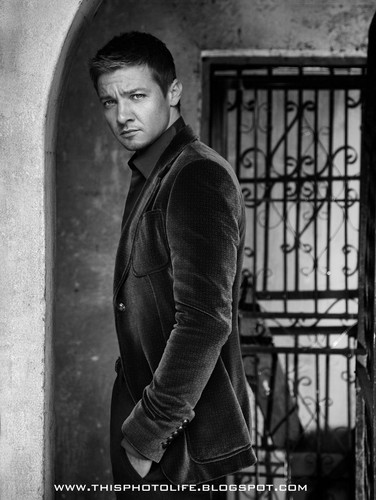 Jeremy Renner wallpaper possibly containing a penal institution called Prestige Magazine(2010)