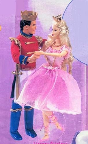 Prince Eric and Clara doll