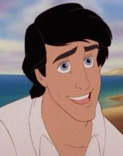 Disney wallpaper possibly containing a portrait titled Prince Eric