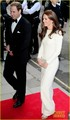 Prince William & Duchess Kate: Claridge's Couple - kate-middleton photo