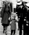 Princess Diana with Prince William and Prince Andrew - princess-diana-and-her-sons photo