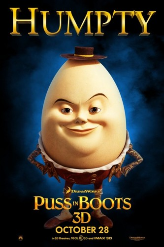 Puss in Boots : The movie