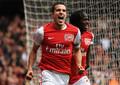 R. van Persie (Arsenal - Norwich)