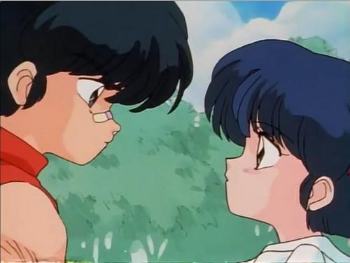 Ranma and Akane 乱×あ