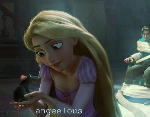 Rapunzel&Remy.