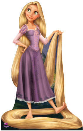 Disney fond d'écran probably with a cocktail dress titled Rapunzel