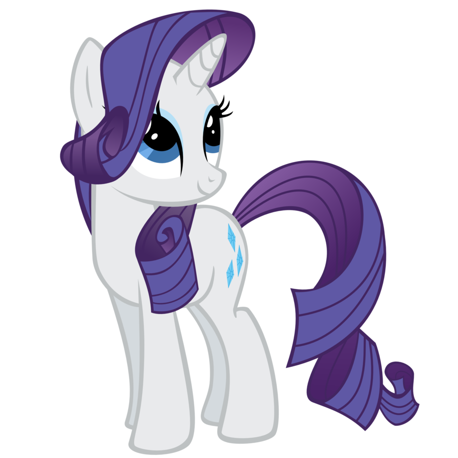 my little pony friendship is magic rarity