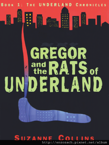 Rats of Underland red blue