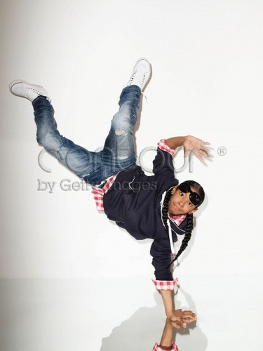 Ray Ray (Mindless Behavior) wallpaper probably with a hip boot entitled Ray Ray