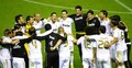 Real Madrid Players Celebrating 32 Ligas - real-madrid-cf photo