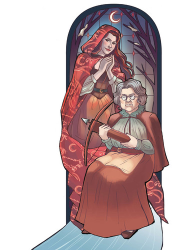 Red & Granny