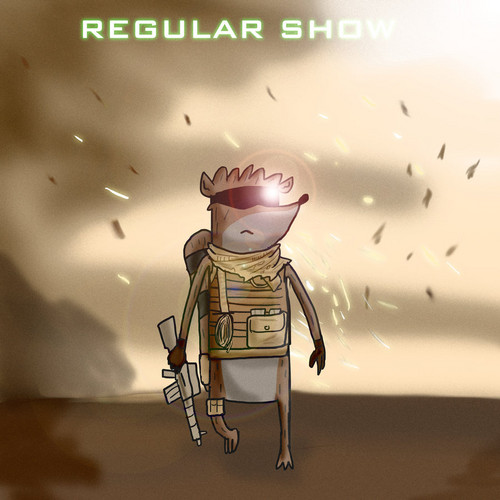 Free Regular Show Rigby Wallpaper