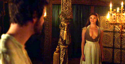 Renly and Margaery