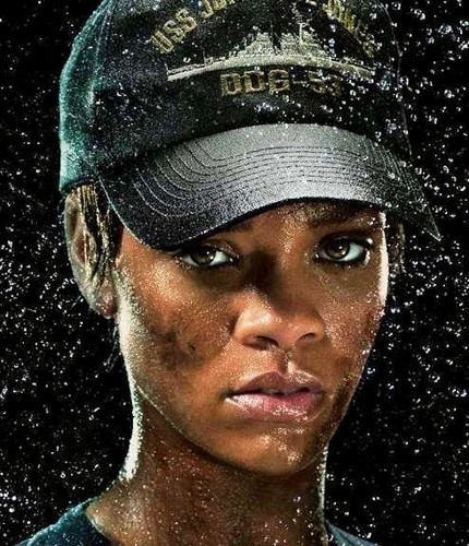 Rihanna battleship movie posters rihanna photo