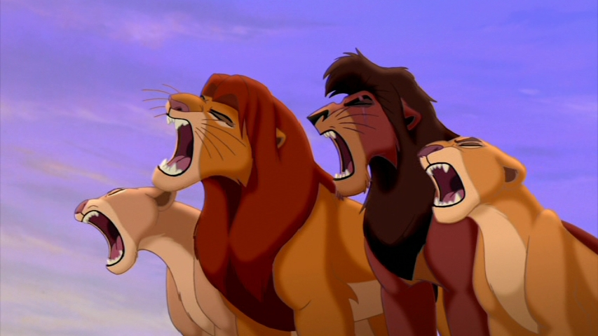Roar The Lion King 2 Simba S Pride Photo 30726573 Fanpop