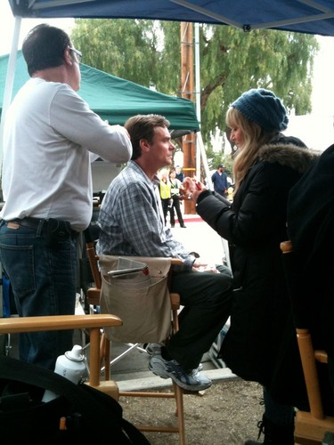 Robert Sean Leonard- Set House 8x20