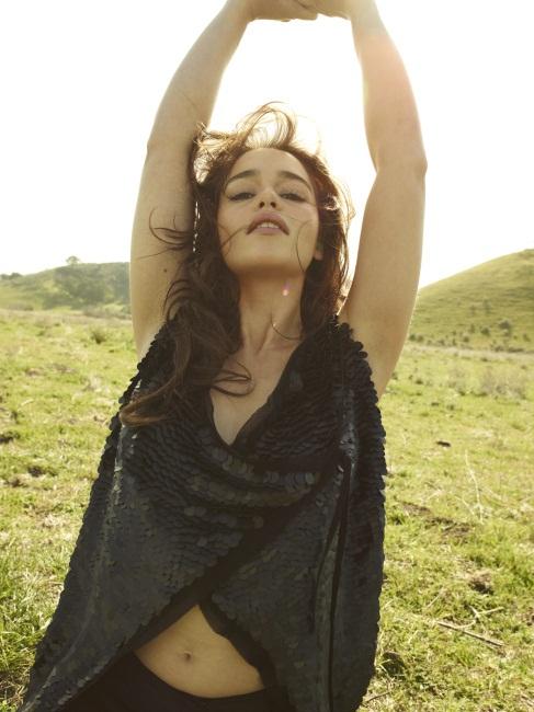 Emilia Clarke - Rolling Stone Magazine Outtakes