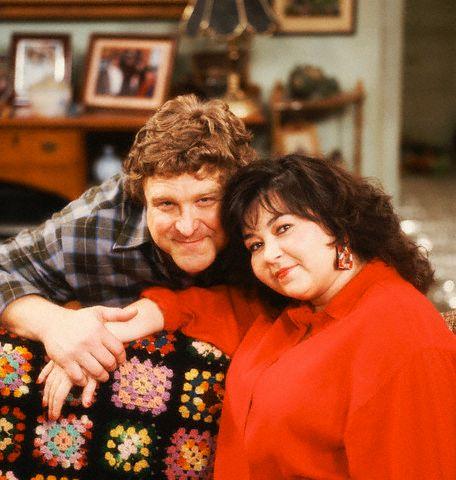 Roseanne & Dan