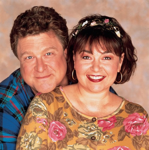 Roseanne karatasi la kupamba ukuta called Roseanne & Dan