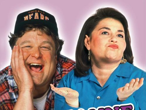 Roseanne wallpaper called Roseanne & Dan