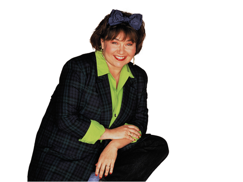 Roseanne wallpaper containing a well dressed person titled Roseanne