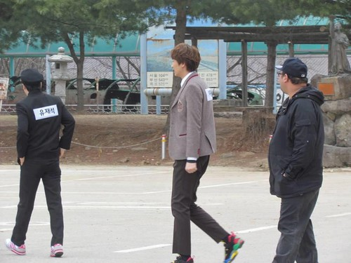 Running Man Episode 90 Filming - running-man Photo