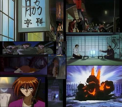 Rurouni Kenshin/The Rescuers Crossover