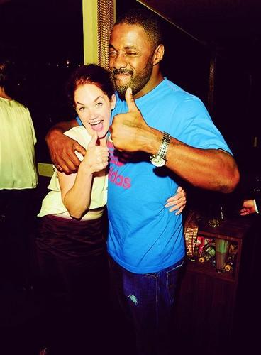 Ruth & Idris Elba <333