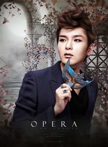 Ryeowook Opera!!♥