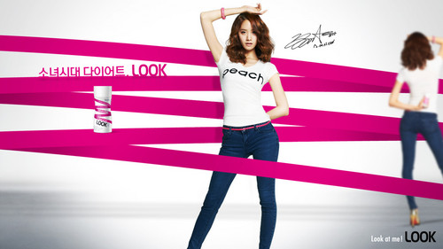 S♥NEISM wallpaper entitled SNSD @ Yakult Korea