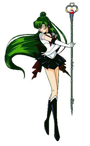 Sailor Pluto - sailor-moon Photo