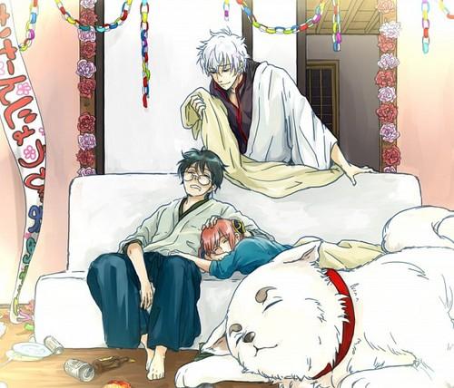 Sakata Family <3