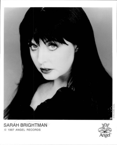 sarah brightman wallpaper possibly with a portrait called Sarah Brightman