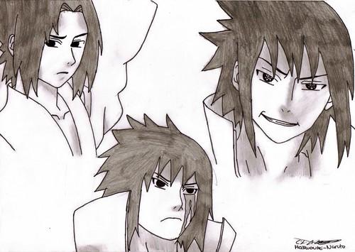Sasuke! ^^