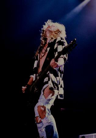 Rick Savage wallpaper possibly with a concert called Sav