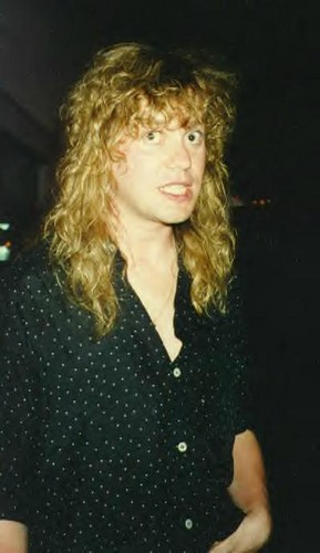 Rick Savage wallpaper probably with a portrait titled Sav