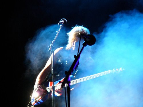 Rick Savage wallpaper containing a concert titled Sav